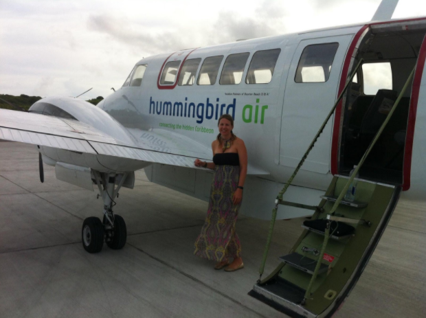 Laura Ell Marketing Advisor for Hummingbird Airlines